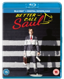 Better Call Saul: Season Three, Blu-ray BluRay