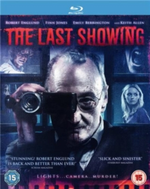 The Last Showing, Blu-ray BluRay