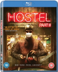 Hostel: Part III, Blu-ray  BluRay