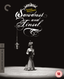 Sawdust and Tinsel - The Criterion Collection, Blu-ray BluRay