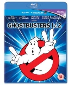 Ghostbusters/Ghostbusters 2, Blu-ray  BluRay
