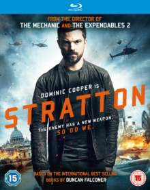 Stratton, Blu-ray BluRay