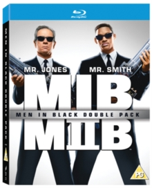 Men in Black/Men in Black 2, Blu-ray  BluRay
