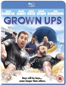 Grown Ups, Blu-ray  BluRay
