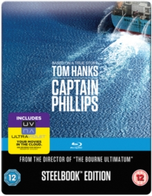 Captain Phillips, Blu-ray  BluRay
