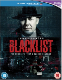 The Blacklist: The Complete First & Second Seasons, Blu-ray BluRay