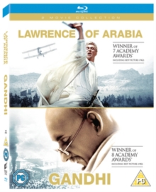 Gandhi/Lawrence of Arabia, Blu-ray  BluRay
