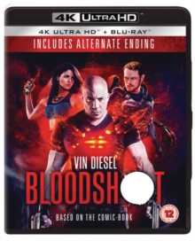 Bloodshot, Blu-ray BluRay