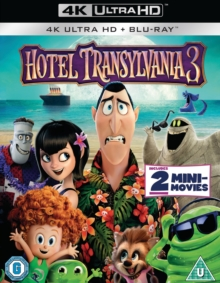 Hotel Transylvania 3, Blu-ray BluRay