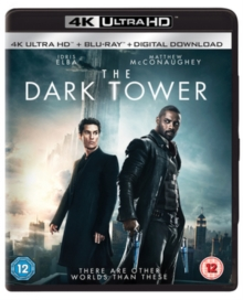 The Dark Tower, Blu-ray BluRay