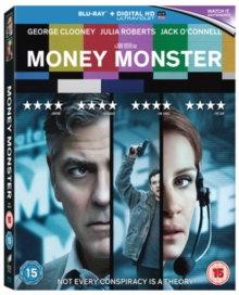 Money Monster, Blu-ray BluRay