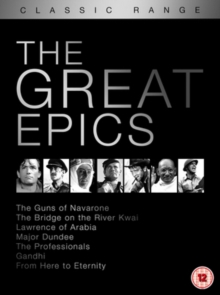 The Great Epics, DVD DVD