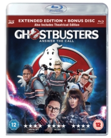 Ghostbusters, Blu-ray BluRay