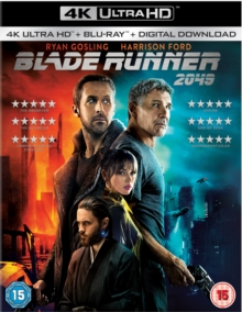 Blade Runner 2049, Blu-ray BluRay