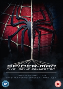 The Spider-Man Complete Five Film Collection, DVD DVD