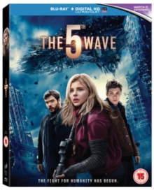The 5th Wave, Blu-ray BluRay