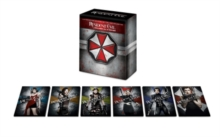 Resident Evil: The Complete Collection, Blu-ray BluRay