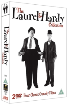 The Laurel and Hardy Collection, DVD DVD