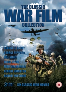 The Classic War Film Collection, DVD DVD