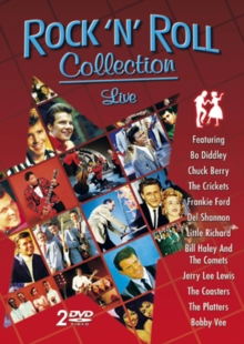 Rock 'N' Roll Collection - Live, DVD  DVD