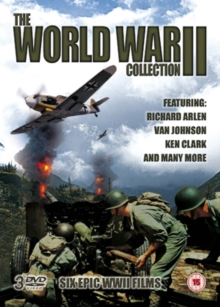 The World War II Collection, DVD DVD