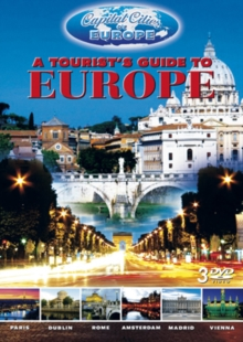 A   Tourist's Guide to Europe, DVD DVD