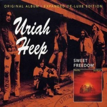 Sweet Freedom (Expanded Edition), CD / Album Cd