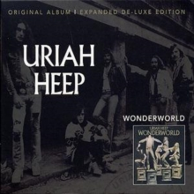 Wonderworld (Expanded Edition), CD / Album Cd