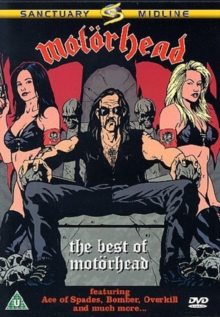 Motörhead: The Best of Motörhead, DVD DVD