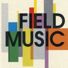 Field Music, CD / Album Cd