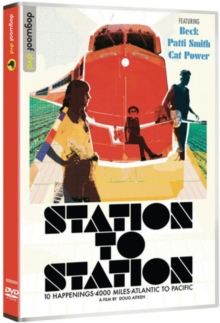 Station to Station, DVD  DVD