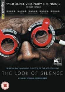 The Look of Silence, DVD DVD