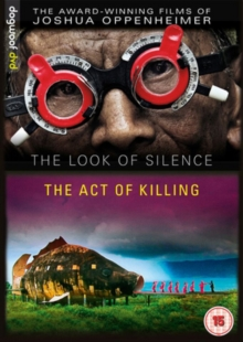 The Look of Silence/The Act of Killing, DVD DVD