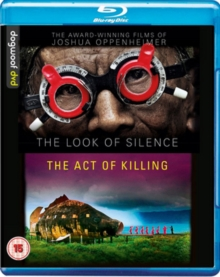 The Look of Silence/The Act of Killing, Blu-ray BluRay