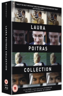 Laura Poitras Collection, Blu-ray BluRay