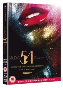 Studio 54, Blu-ray BluRay