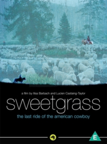 Sweetgrass, DVD  DVD