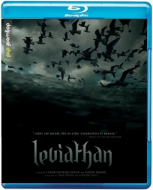 Leviathan, Blu-ray  BluRay