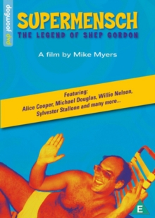 Supermensch - The Legend of Shep Gordon, DVD  DVD