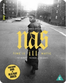 Nas: Time Is Illmatic, Blu-ray  BluRay