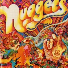 Nuggets: Original Artyfacts from the First Psychedelic Era, CD / Album Cd