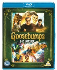 Goosebumps/Goosebumps 2, Blu-ray BluRay
