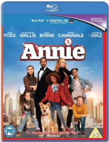 Annie, Blu-ray  BluRay