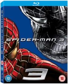 Spider-Man 3, Blu-ray  BluRay