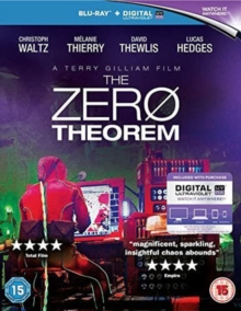 The Zero Theorem, Blu-ray BluRay