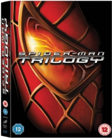 Spider-Man Trilogy, Blu-ray  BluRay