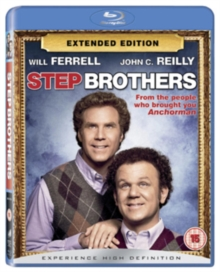 Step Brothers, Blu-ray  BluRay
