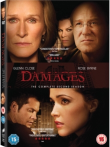 Damages: Season 2, DVD  DVD
