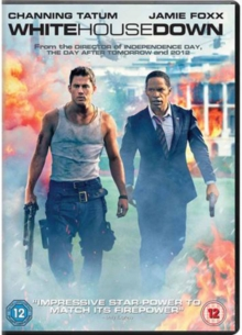 White House Down, DVD  DVD