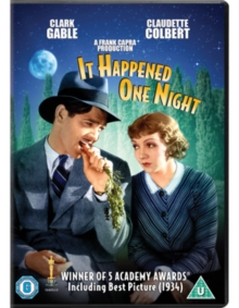 It Happened One Night, DVD DVD